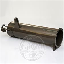0007952056, 7952056, 795205, 795205.6, Filler tube GUDERMEISTER, for combines Claas Lexion 585, 600, 770, 780