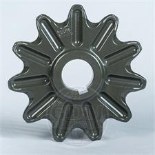 0007358950, 7358950, 735895, 735895.0, Sprocket GUDERMEISTER, for combines: Claas Lexion 440, 450, 460, 470, 480, 540, 550, 560, 570, 580, 640, 650, 660, 670, 740, 750, 760 Claas Tucano 440, 450, 470, 570, 580