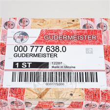 0007776380, 7776380, 777638, 777638.0, Dram wear plates GUDERMEISTER, for combines Claas Lexion 580, 600, 760, 770