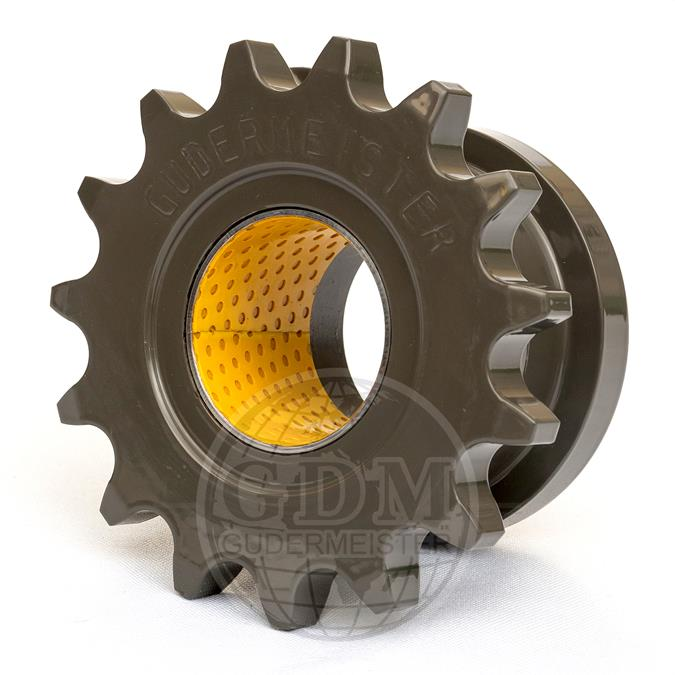 0005076960 Sprocket with flange