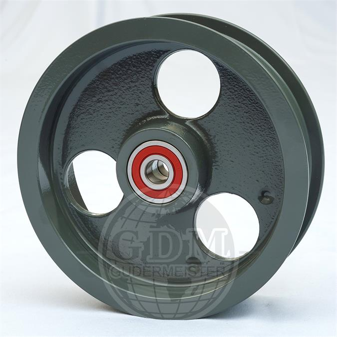 0007448070, 7448070, 744807, 744807.0, Pulley GUDERMEISTER, for combines Claas Lexion 450, 460, 470, 480, 540, 550, 560, 570, 580, 600, 650, 670, 760, 770
