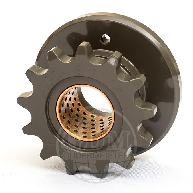 0007927620 Unloading sprocket with flange