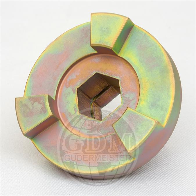 0009059931, 9059931, 905993, 905993.1, Clutch hub GUDERMEISTER, for Corn pickers CLAAS Conspeed