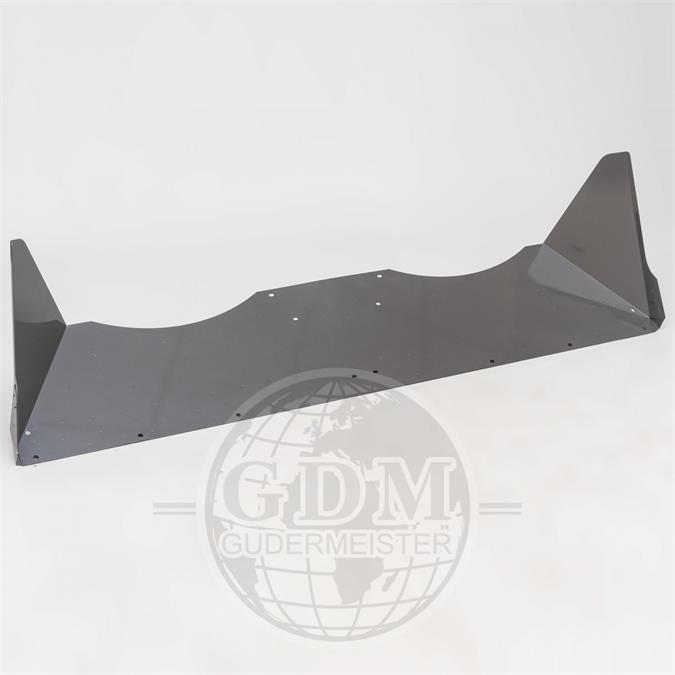 0005074580, 5074580, 507458, 507458.0, Slope transition board GUDERMEISTER, for combines Claas Lexion 580, 600, 670, 760, 770