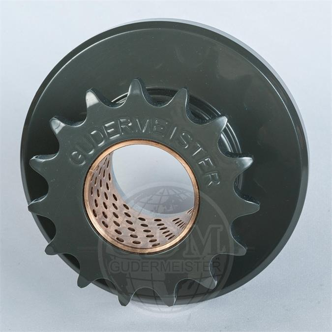 0007349861 Unloading sprocket with flange